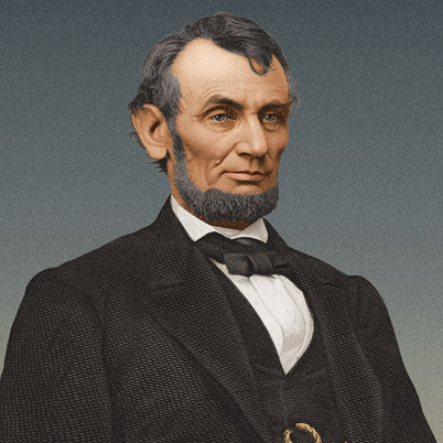 ABRAHAM LINCOLN MAY HAVE BEEN AGAINST SLAVERY BUT STILL WAS RACIST.