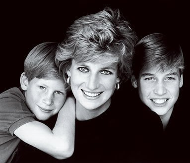 PRINCESS DIANA WOULD BE A VERY PROUD MUM TODAY 15 YEARS DOWN THE LINE.